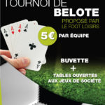 BELOTE - FOOT LOISIRS DU FOYER RURAL