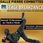 Stage de BreakDance