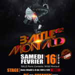 Grande Battle de Break Dance