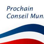 Conseil municipal – 23 février 2021 à 20h30